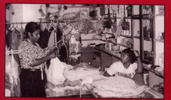 Women of Belize